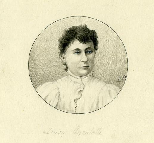 Luisa Anzoletti.