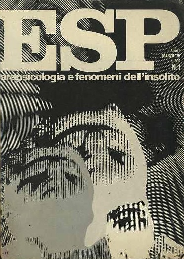 ESP: Parapsicologia e fenomeni dell'insolito.