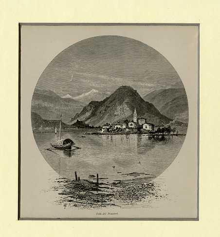 Isola dei pescatori.