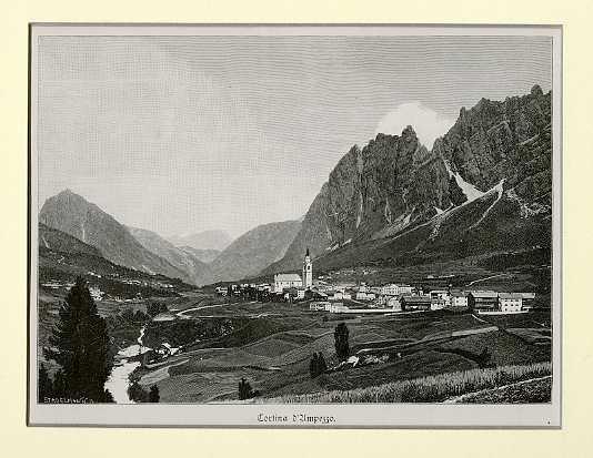 Cortina d'Ampezzo.