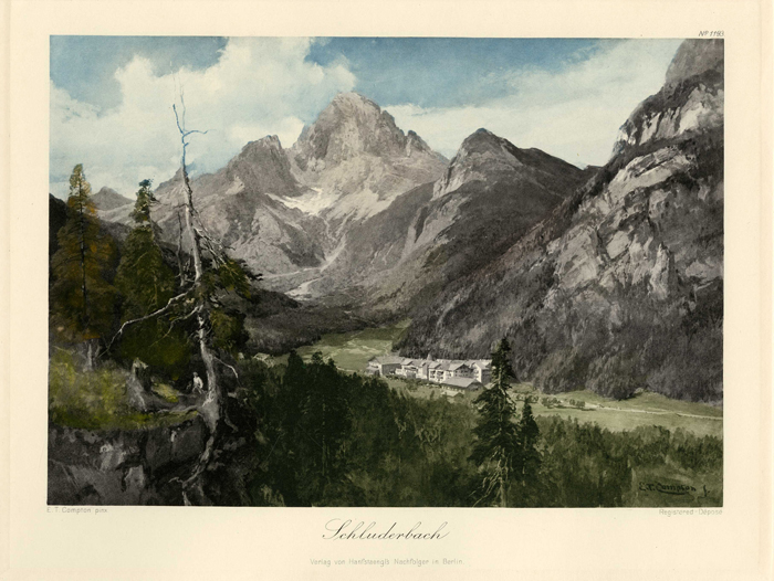 Schluderbach.