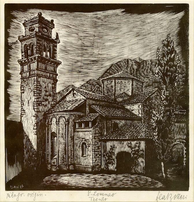 S. Lorenzo. Trento.