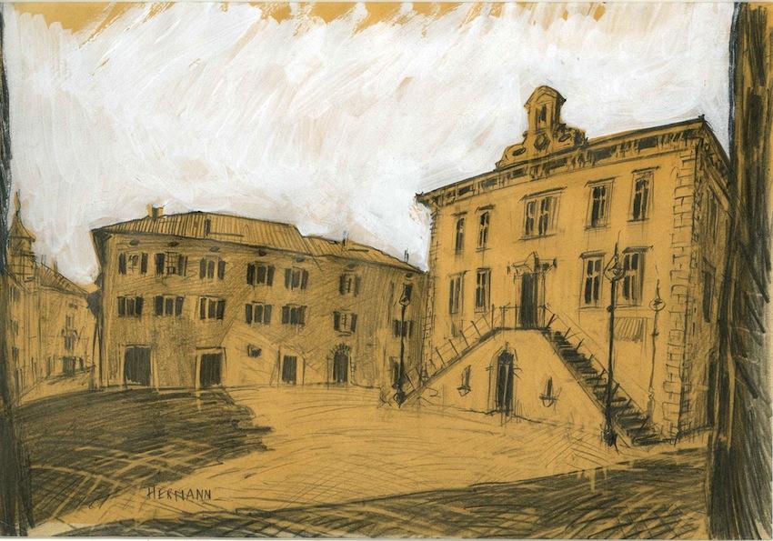 Palazzo Cerra di Pergine.