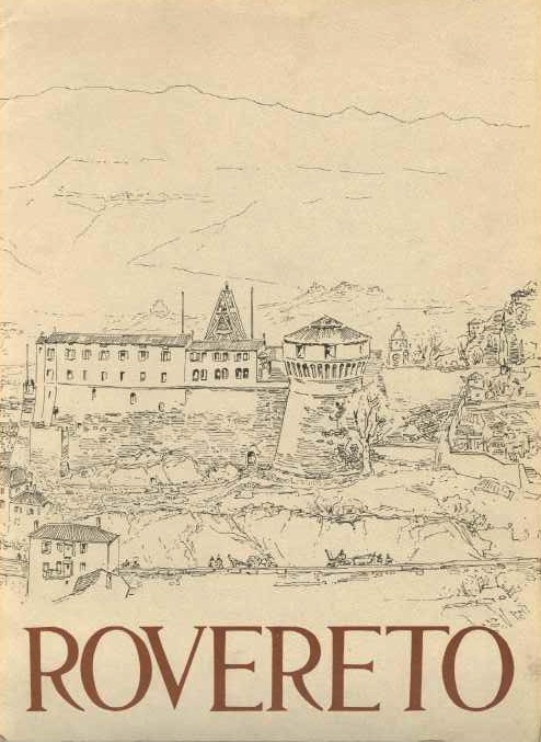 Rovereto: 15 tavole originali di R. Iras Baldessari.