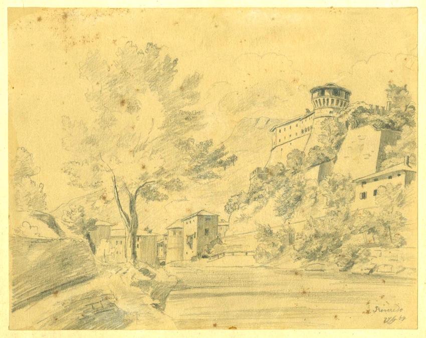 Il Castello di Rovereto.