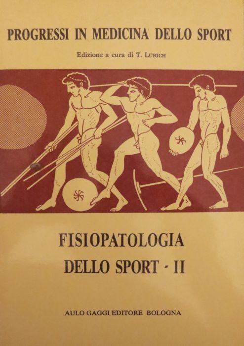 Fisiopatologia dello sport II: Castrocaro Terme, 1985.