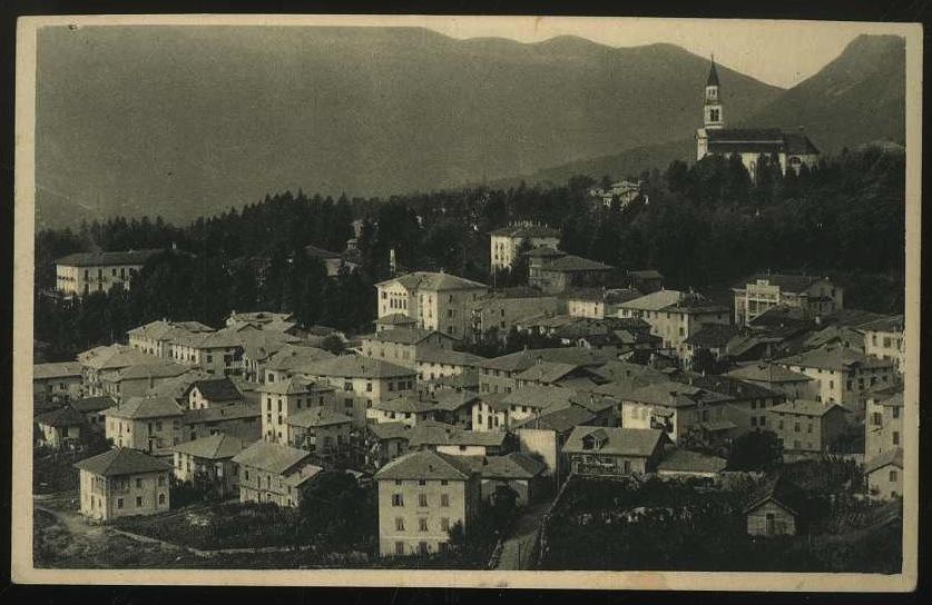 Roncegno (m.505). Valsugana.