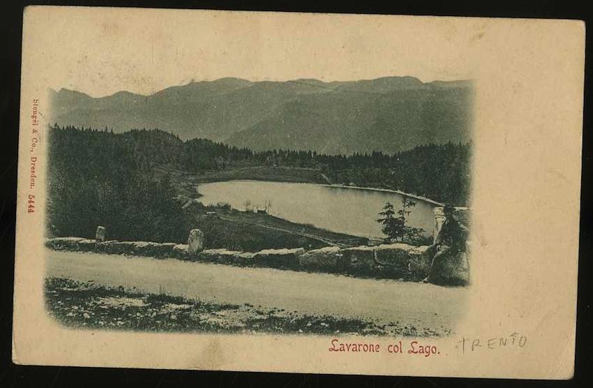 Lavarone Lago.