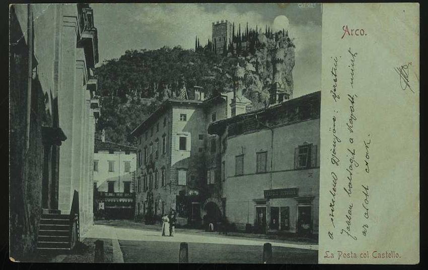 Arcol. La Posta col Castello.