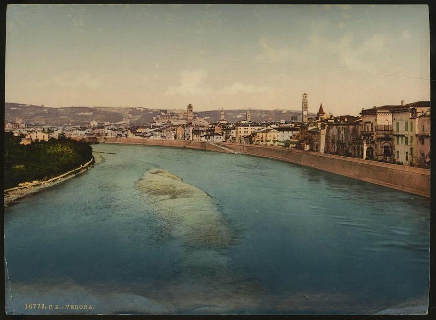 16773. P.Z. - Verona.