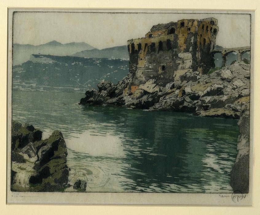 Cetara - Amalfi - Costa amalfitana.