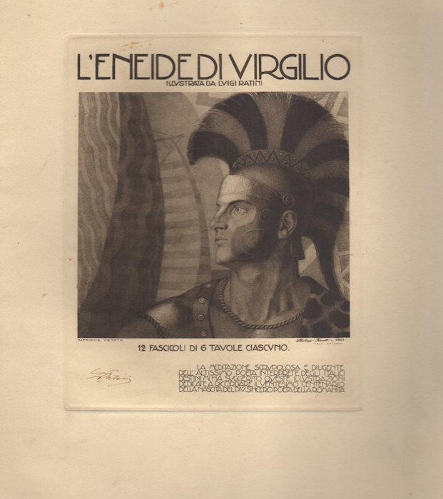 L'Eneide di Virgilio: libro I.