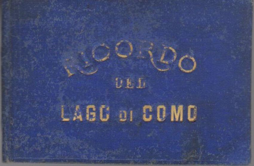 Ricordo del Lago di Como.