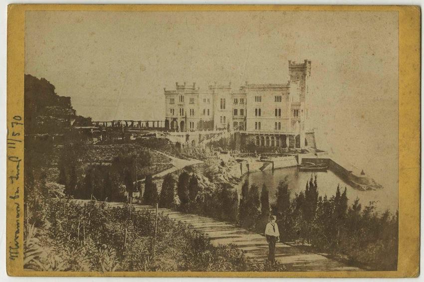 Castello di Miramare, Trieste.