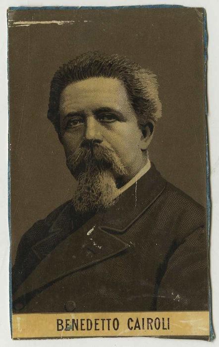 Benedetto Cairoli.
