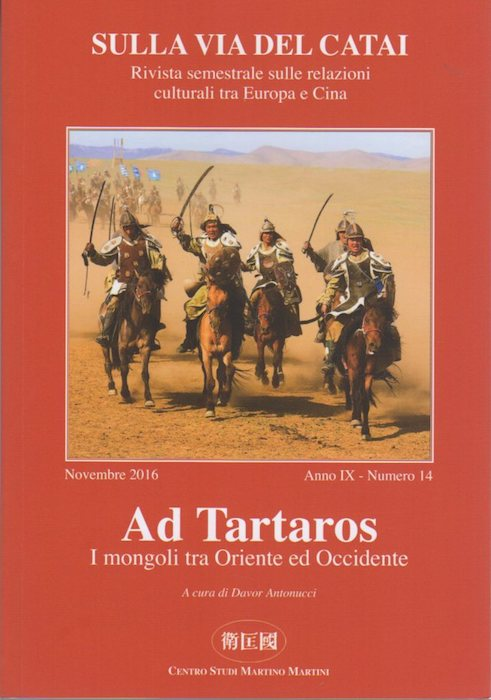 Ad Tartaros: i mongoli tra Oriente ed Occidente.