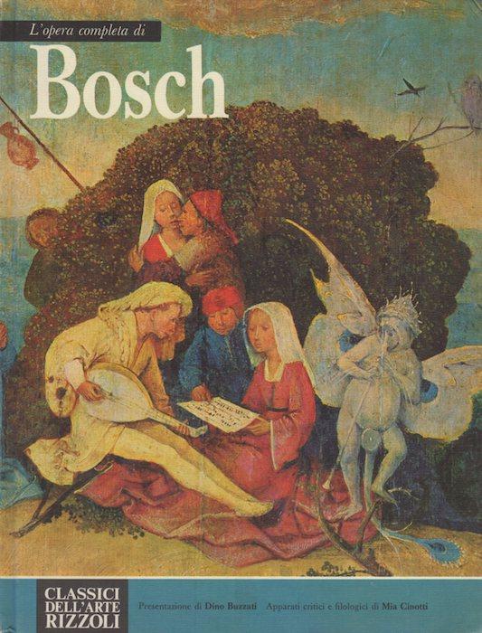 L'opera completa di Bosch.