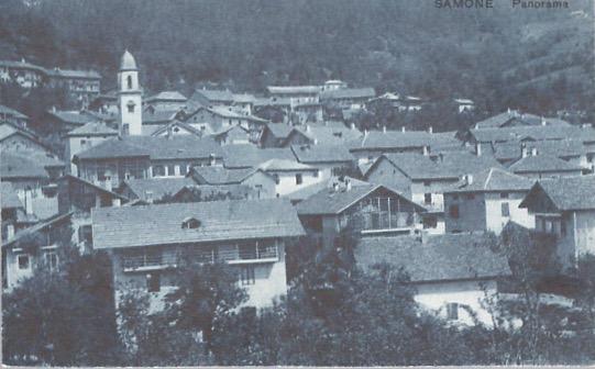 Samone - Panorama.