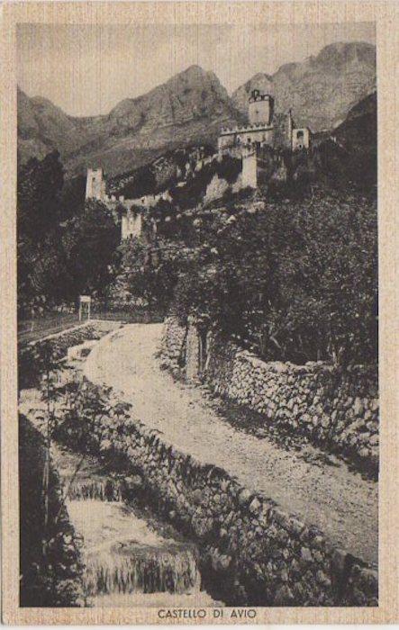 Castello di Avio.