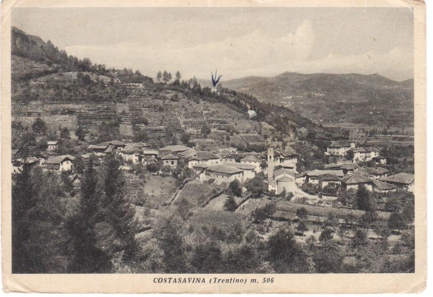 Costasavina (Trentino) m. 506