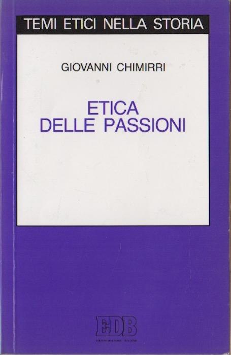 Etica delle passioni.