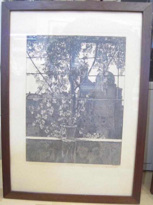 Ronciglione nel Cimino. Veduta n. I (1921-1922).