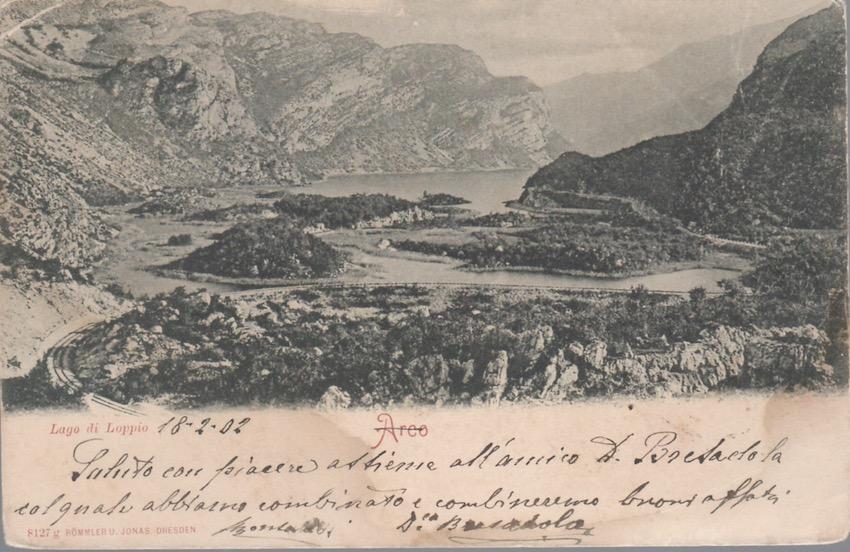 Lago di Loppio - Arco.