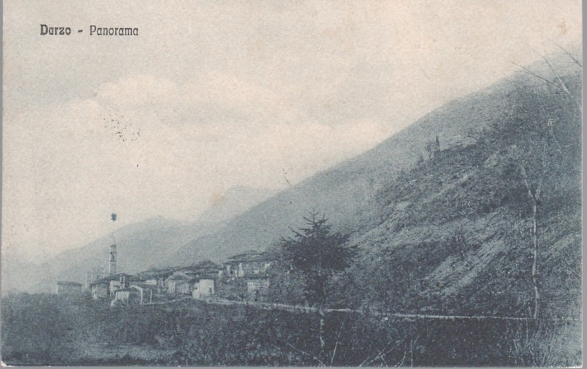 Darzo - Panorama.