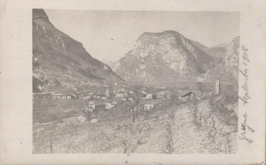 Grigno. Settembre 1918.