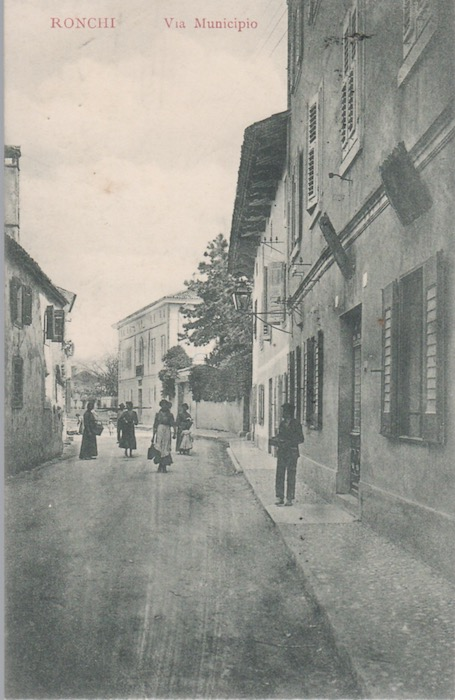Ronchi - Via Municipio.