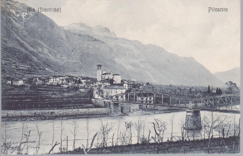 Pilcante - Ala (Trentino).