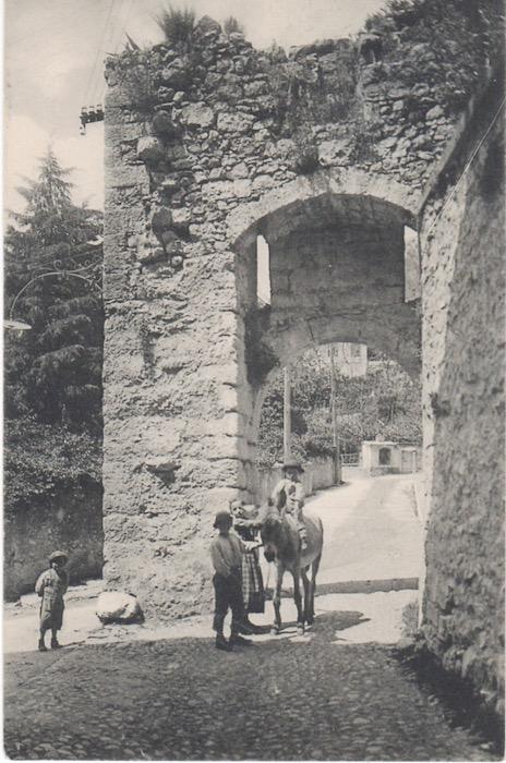 Arco - Gardasee. Motiv aus Altstadt I.