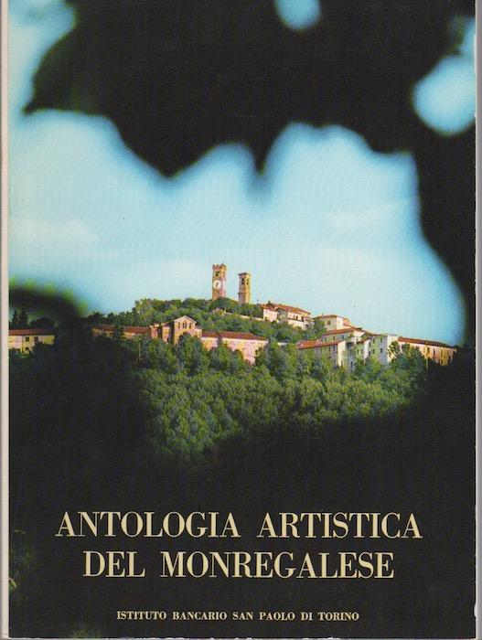 Antologia artistica del monregalese.