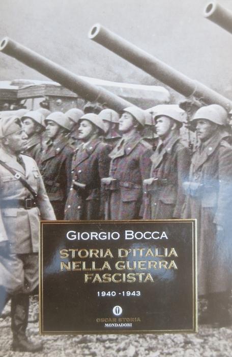 Storia d'Italia nella guerra fascista: 1940-1943.