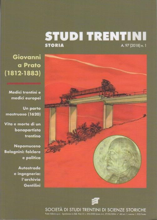 Studi trentini storia: Giovanni a Prato (1812-1883).