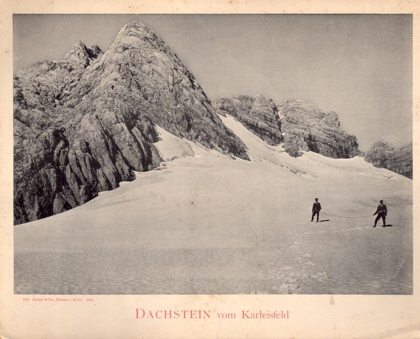 2544. Dachstein von Karleisfeld.