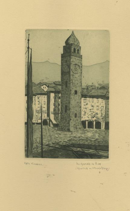 Der Apponale in Riva.