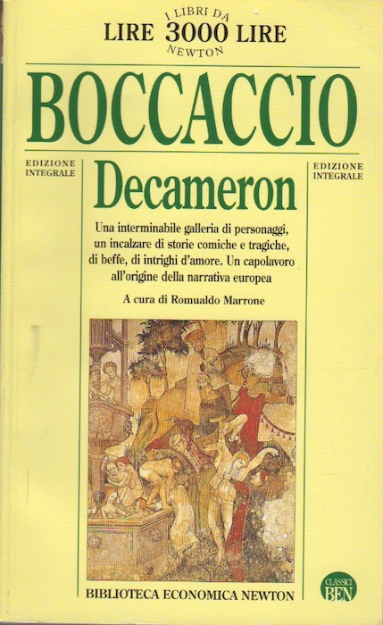 Decameron.