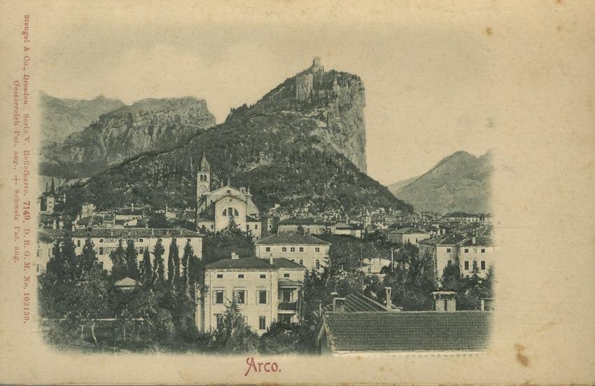 Trento - Arco.