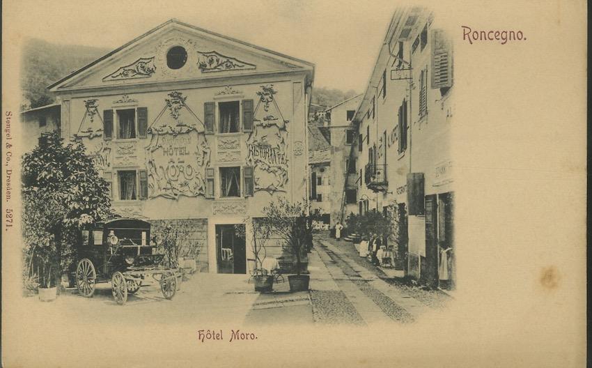 Roncegno - Hotel Moro.