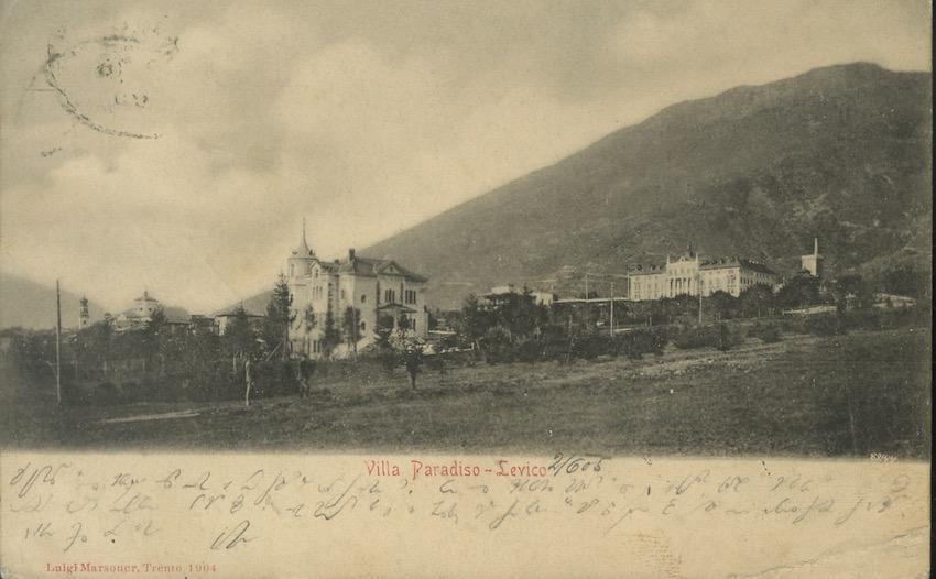 Villa Paradiso, Levico.