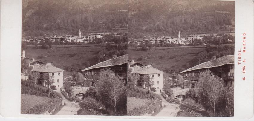 N. 4795. Tirol. Madras.