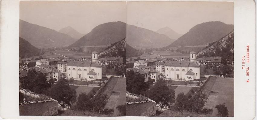 N. 5073. Tirol. - Bezzecca.