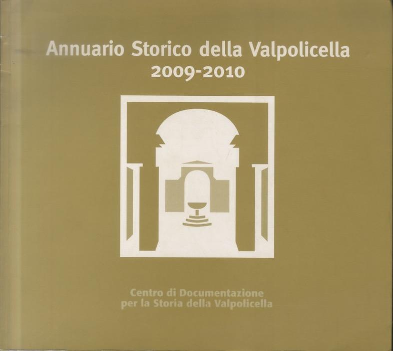 Annuario storico della Valpolicella: 2009-2010.