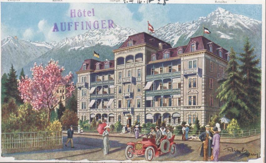 Hôtel Auffinger.