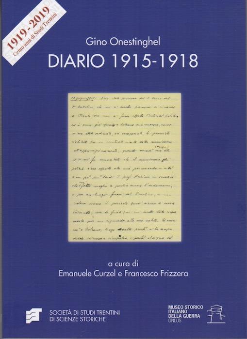 Diario 1915-1918.