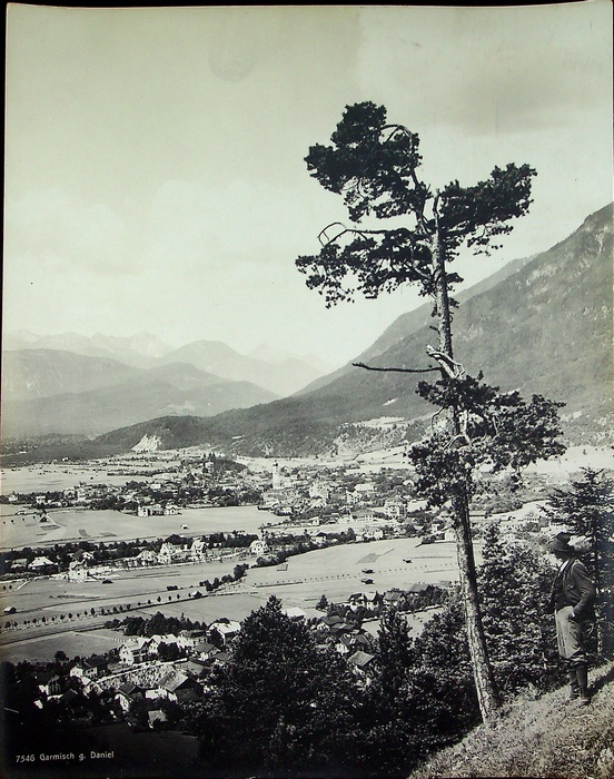 7546. Garmisch g. Daniel.