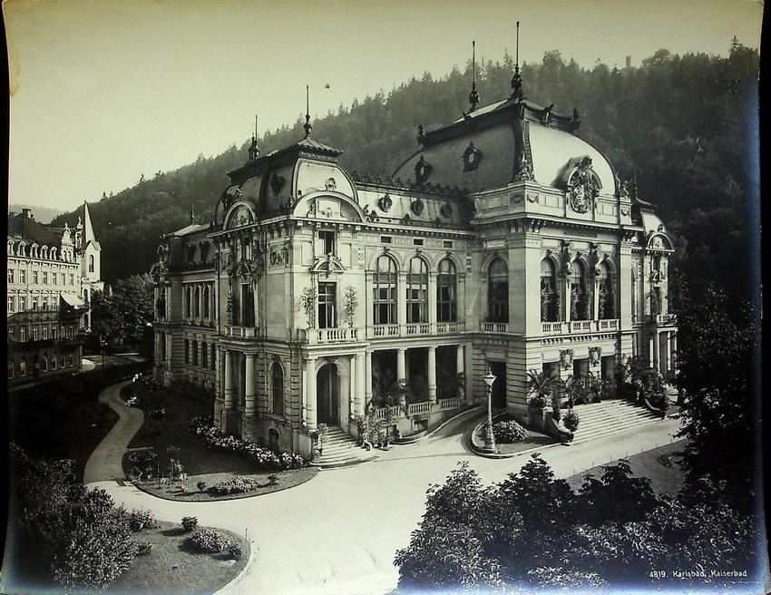 4819. Karlsbad, Kaiserbad.