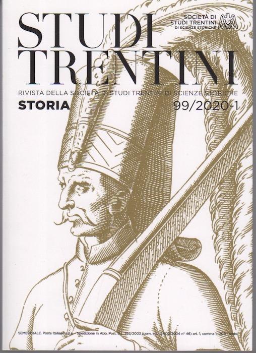 Studi trentini storia: A. 99/2020-1.