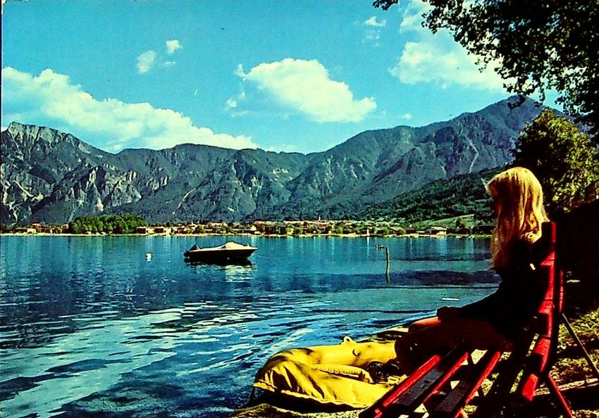 Lago di Caldonazzo.